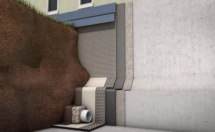membrane bituminose impermeabilizzanti per fondazioni