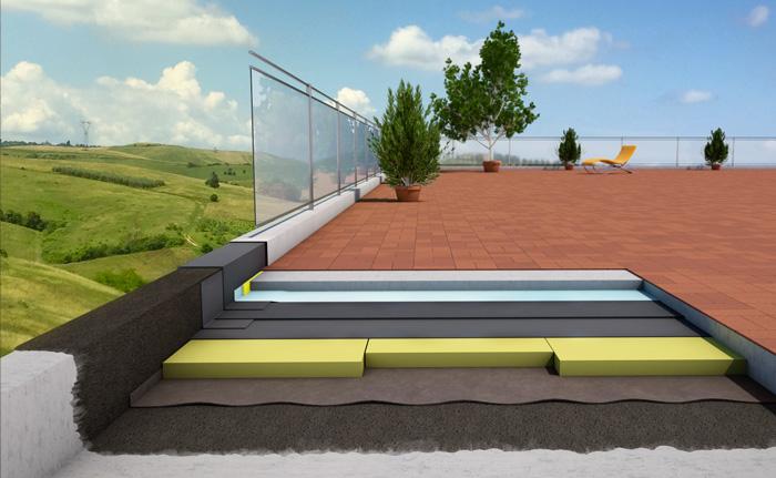 Impermeabilizzazione tetto membrane bituminose impermeabilizzanti - Milano Asfalti